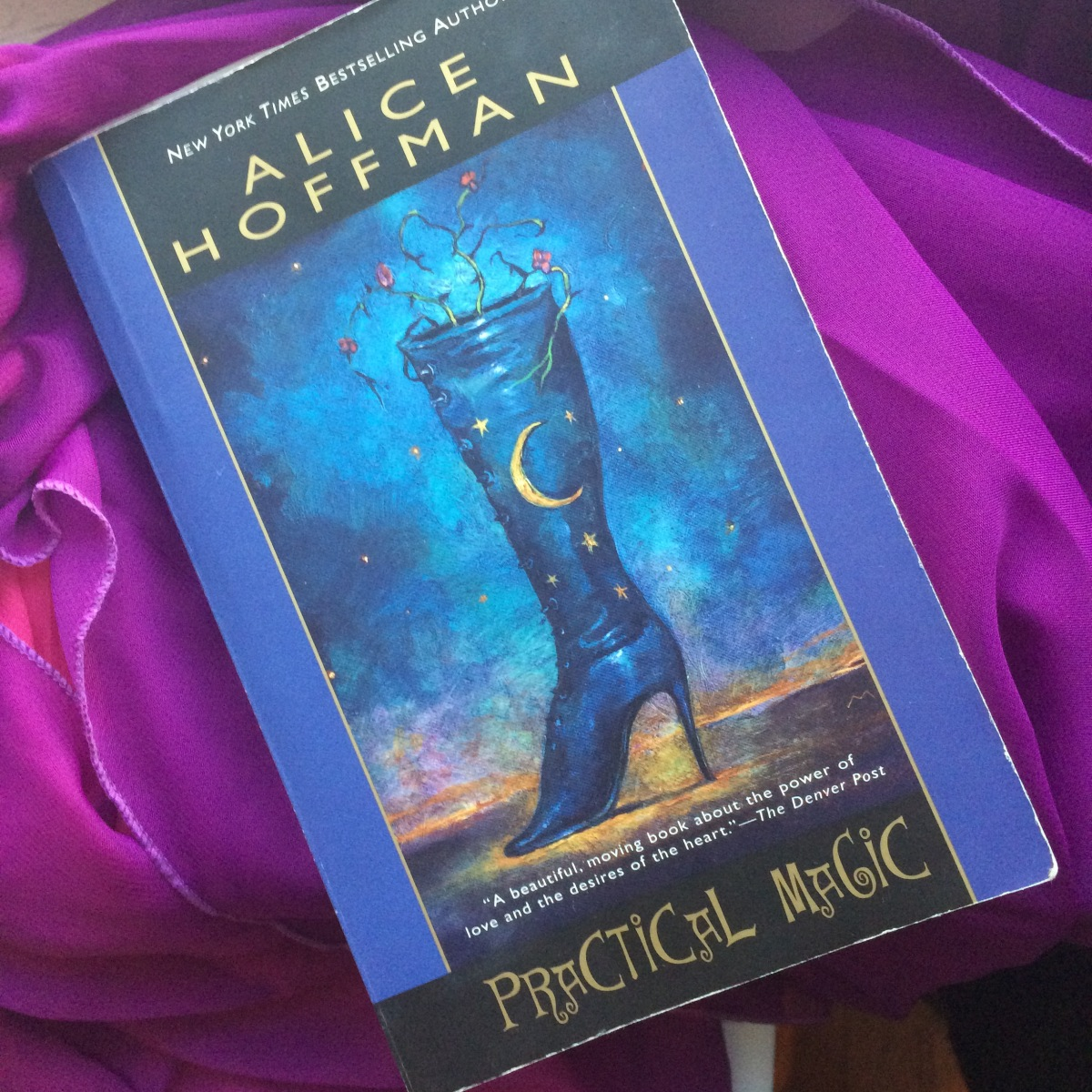 Five Things About Practical Magic By AliceHoffman